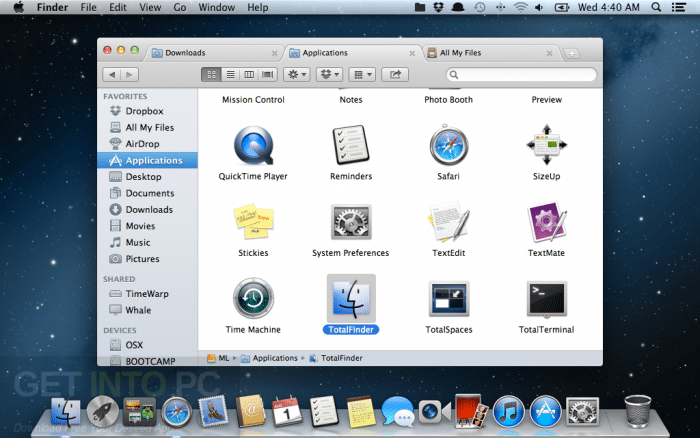 Mac OSX Lion v10.7.4 DMG Download