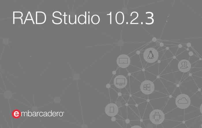 Embarcadero RAD Studio 10.2.3 Free Download