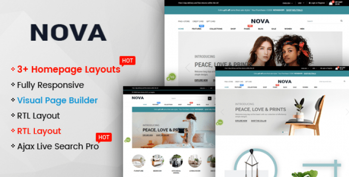 NOVA V1.0 – MULTIPURPOSE DRAG & DROP SHOPIFY RESPONSIVE THEME