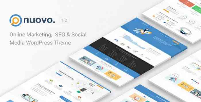 NUOVO V1.2 – SOCIAL MEDIA, DIGITAL MARKETING AGENCY