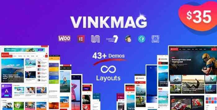 VINKMAG V2.7 – MULTI-CONCEPT CREATIVE NEWSPAPER
