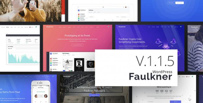 FAULKNER V1.1.5 – RESPONSIVE MULTIUSE WORDPRESS THEME