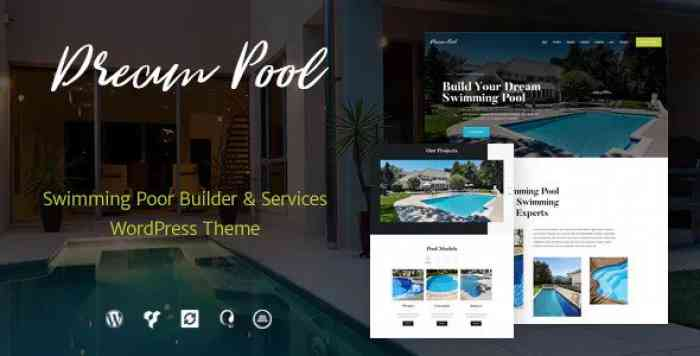 BASSEIN V1.0.3 – SWIMMING POOL SERVICE WORDPRESS THEME