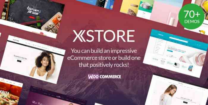 XSTORE V5.1.6.1 – RESPONSIVE WOOCOMMERCE THEME