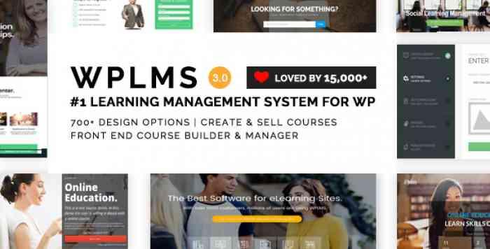 WPLMS V3.9 – LEARNING MANAGEMENT SYSTEM FOR WORDPRESS