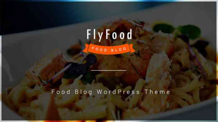 FLYFOOD V1.0.6 – CATERING AND FOOD WORDPRESS THEME