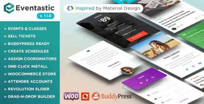 EVENTASTIC V1.1.0 – MULTIPURPOSE THEME FOR EVENTS & CLASSES
