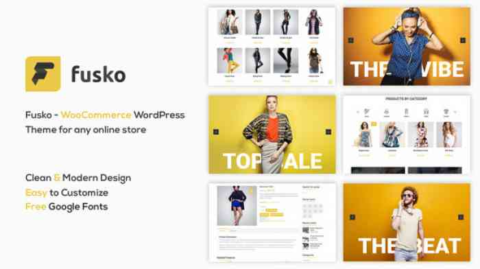 FUSKO V1.2 – TECH/GADGETS WOOCOMMERCE WORDPRESS THEME