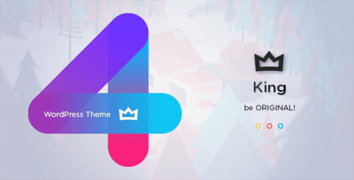 KING V4.0 – VIRAL NEWS MAGAZINE THEME