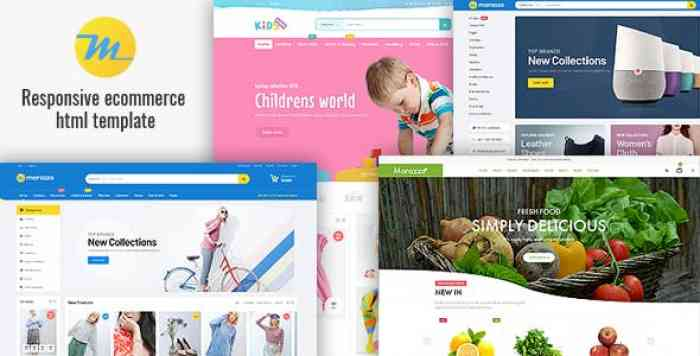 MARAZZO – RESPONSIVE ECOMMERCE HTML5 TEMPLATE