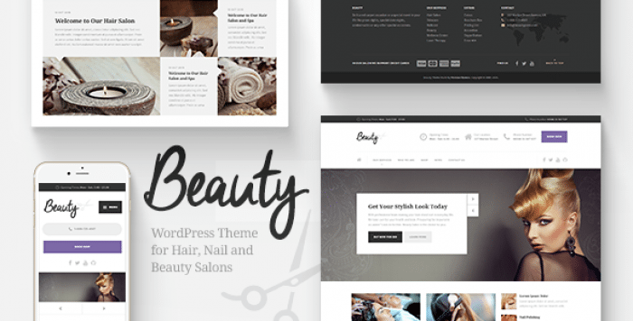 BEAUTY V1.6.1 – HAIR SALON, NAIL, SPA, FASHION WP THEME Introducing Beauty, a premium WordPress theme, available only on ThemeForest. With its light and clean design it's a smart choice for beauty salons, hair salons, wellness centers and similar businesses. Beauty has everything you need to take your company to the next level, but most of all it's extremely easy to set up and use: your new website we'll be ready in no time!  Demo: https://themeforest.net/item/beauty-hair-salon-nail-spa-fashion-wp-theme/14458185  https://www34.zippyshare.com/v/Rie2UPy7/file.html http://userscloud.com/l5zmo21arb7l http://ul.to/v2fy69i5 https://www.sendspace.com/file/5o5pve https://sendit.cloud/0sryykl4hxw6 https://openload.co/f/i181Ukhuh5I/beauty-161.rar http://www.mirrorcreator.com/files/ZJAB4X1F/beauty-161.rar_links http://www.mediafire.com/?gt8g6dajw2ko7w8 https://www.file-upload.com/wgtrlro0c1rp https://www.datafilehost.com/d/eea3689b https://dailyuploads.net/o5hex2yzfc2g http://cloudyfiles.com/c0x2hn0oinc3