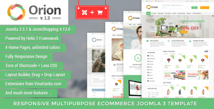 ORION – BUSINESSES & E-COMMERCE JOOMLA TEMPLATE