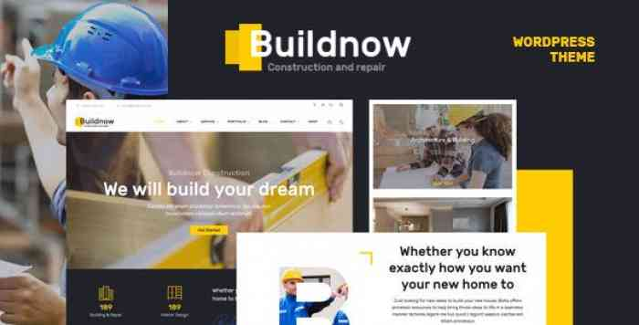 BUILDNOW V1.1 – CONSTRUCTION & BUILDING WORDPRESS THEME