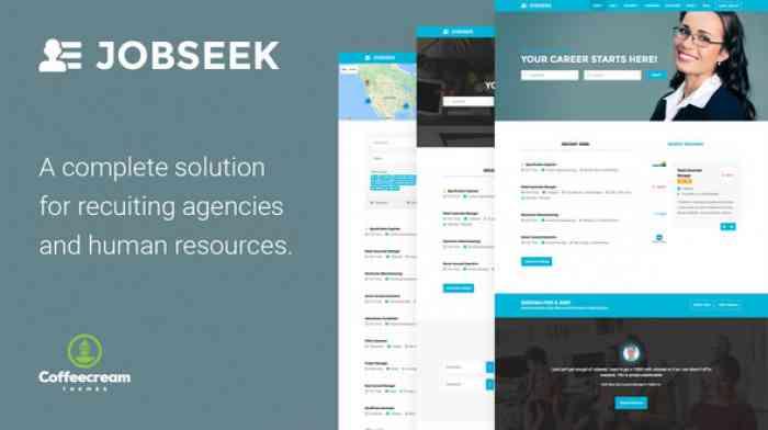 JOBSEEK V2.8 – JOB BOARD WORDPRESS THEME