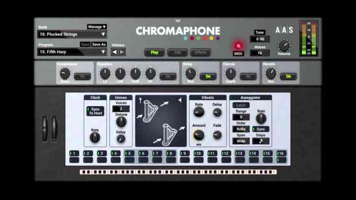 Chromaphone VST Free Download