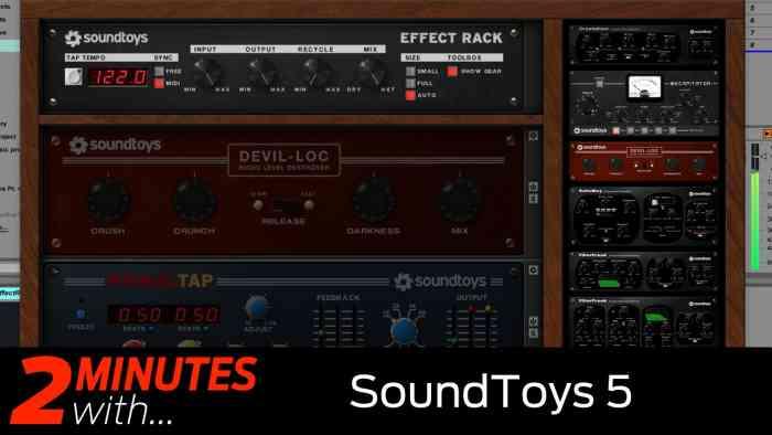 SoundToys v5 VST Free Download
