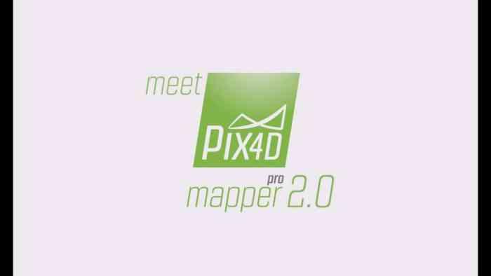 Download Pix4D Pix4Dmapper Pro for Mac