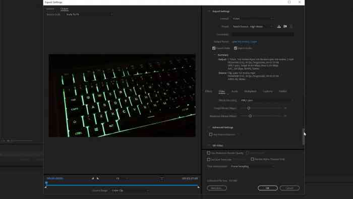 Adobe Media Encoder CC 2019 Free Download – Borntohell