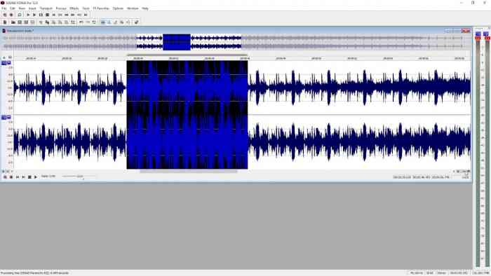 MAGIX SOUND FORGE Audio Studio 2019 Free Download