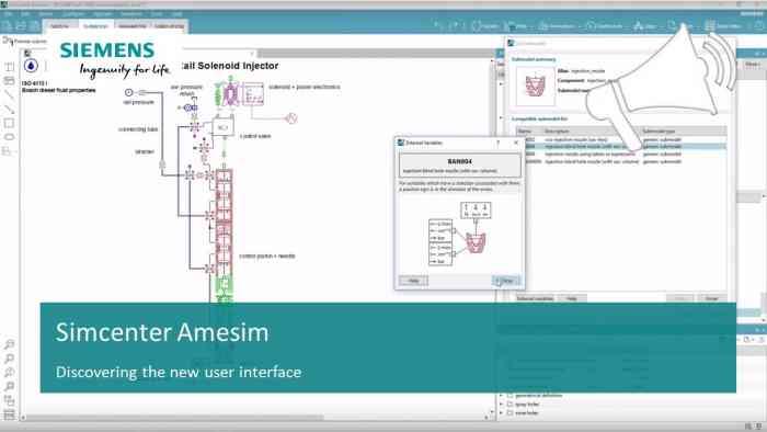 Siemens Simcenter Amesim 2018 Free Download