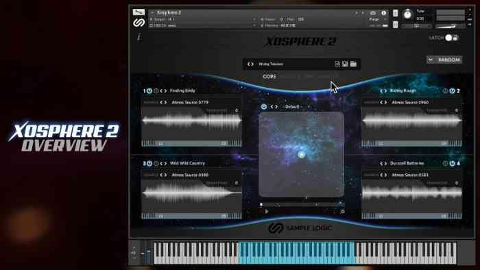 Sample Logic – Xosphere 2 Kontakt Library Download