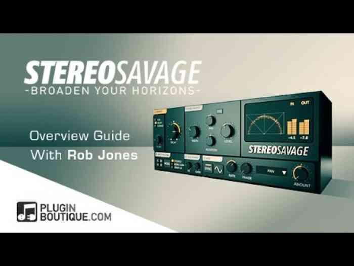 Credland Audio Stereo Savage VST Free Download