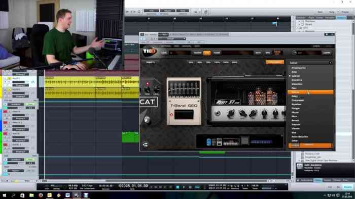 Overloud TH3 VST Free Download