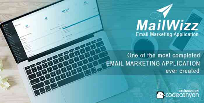 MailWizz v1.6.3 - Email Marketing Application - nulled