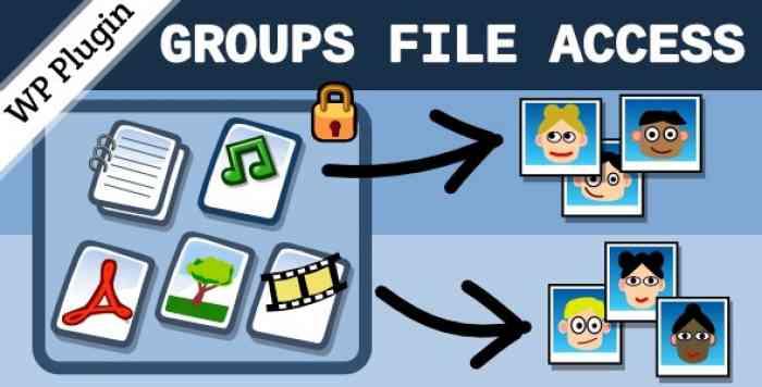 Groups File Access WordPress Plugin v1.6.4