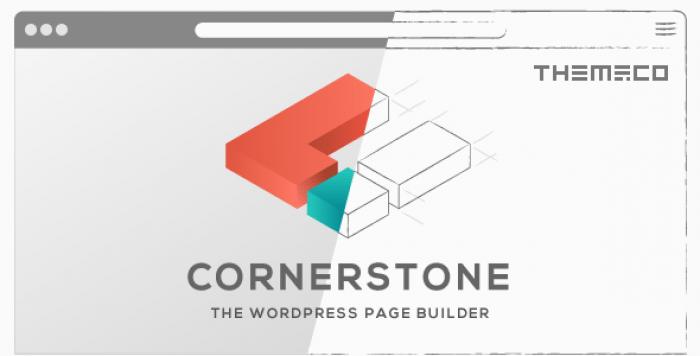 Cornerstone v3.4.2 - The WordPress Page Builder