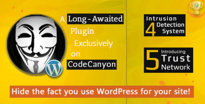 Hide My WP v5.6.1 - Amazing Security Plugin for WordPress!