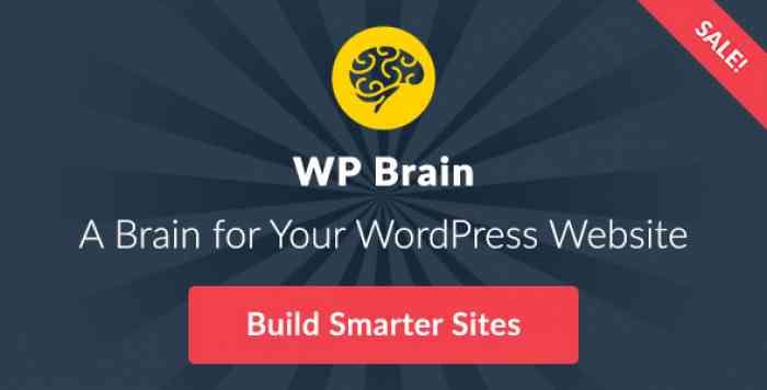 WP Brain v1.3.3 – A Brain for Your WordPress WebSite