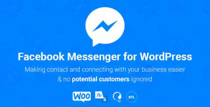Facebook Messenger for WordPress v2.8.1