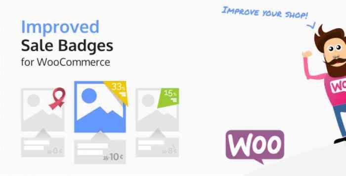 Improved Sale Badges for WooCommerce v3.3.0