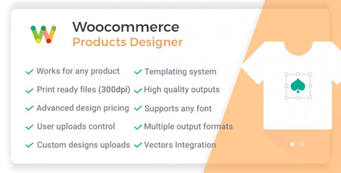Woocommerce Products Designer v5.4.7
