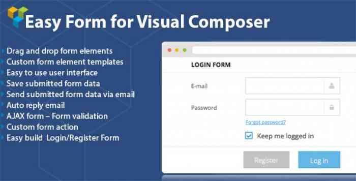 DHVC Form v2.2.4 - WordPress Form for Visual Composer