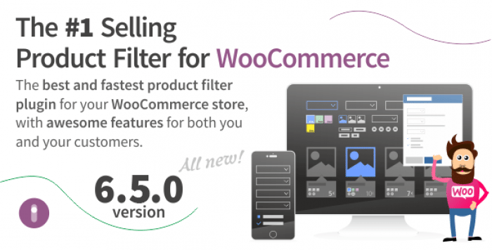 WooCommerce Product Filter v6.6.1