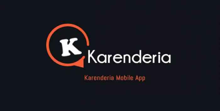 Karenderia Mobile App v2.8