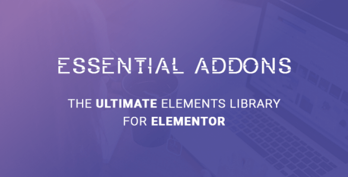Essential Addons for Elementor v2.10.1