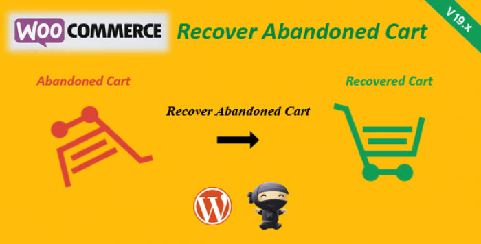 WooCommerce Recover Abandoned Cart v21.4
