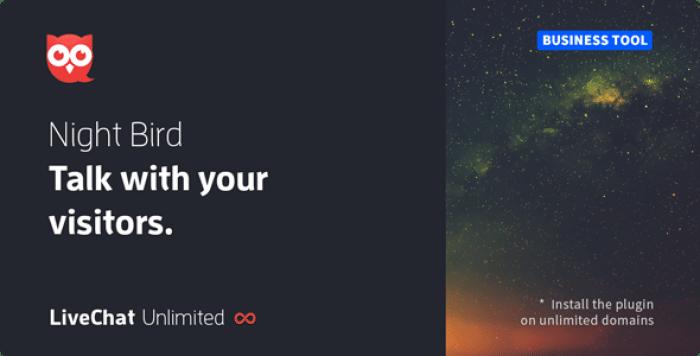Live Chat Unlimited v2.8.0