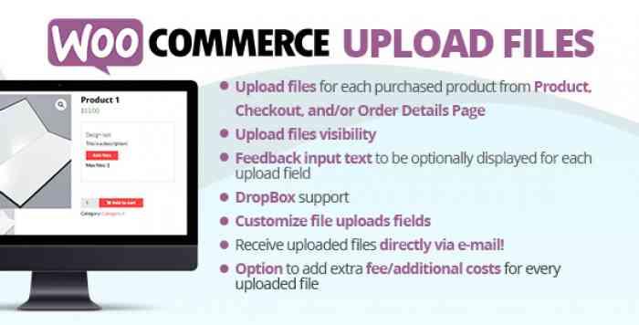 WooCommerce Upload Files v50.9