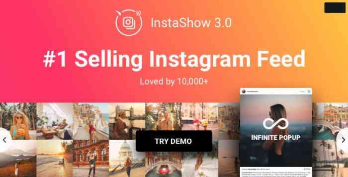 Instagram Feed v3.7.1 - WordPress Gallery for Instagram