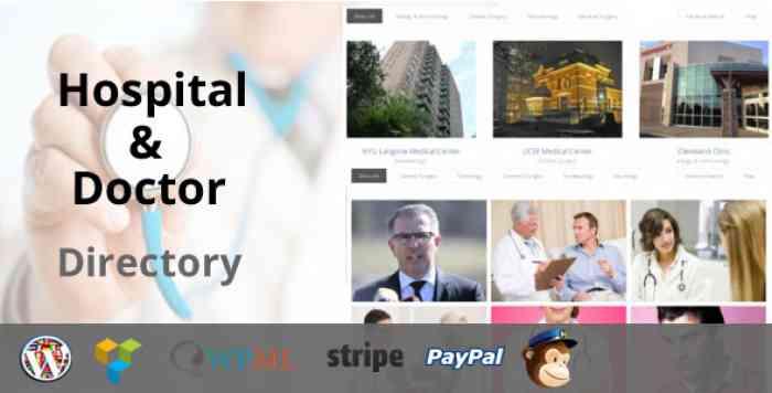 Hospital & Doctor Directory v1.2.5