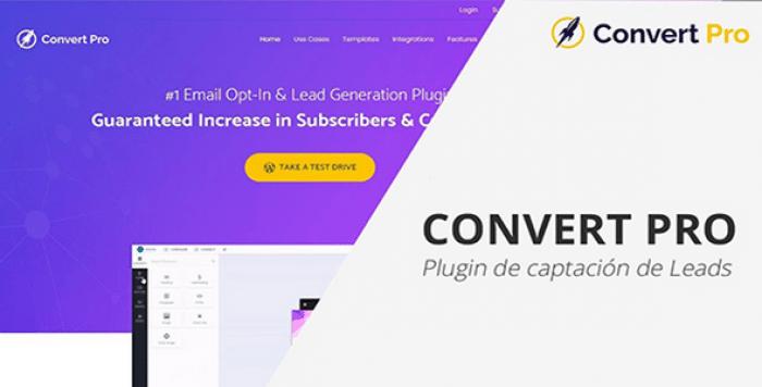 Convert Pro v1.2.5 - The Best Lead Generation Tool