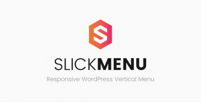 Slick Menu v1.1.1 - Responsive WordPress Vertical Menu