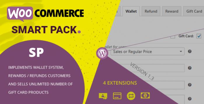 WooCommerce Smart Pack v1.3.9