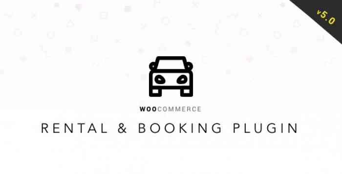 RnB - WooCommerce Rental & Bookings System v6.0.5