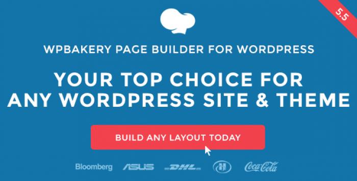 WPBakery Page Builder for WordPress v5.6