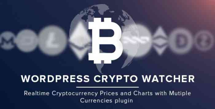 WordPress Crypto Watcher v1.0.0